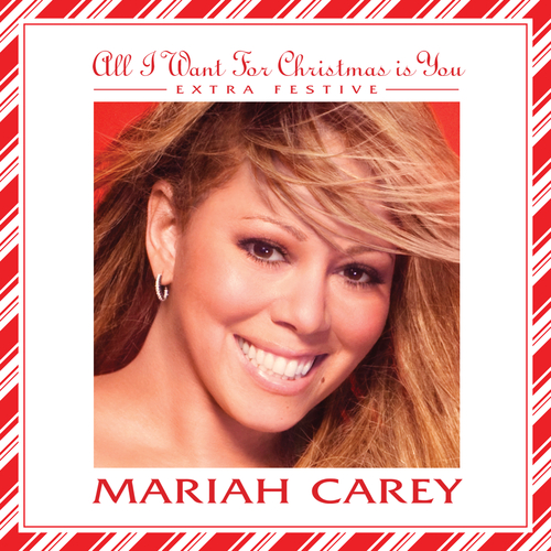 Mariah Carey - All I Want For Christmas Is You - Extra Festive 앨범이미지