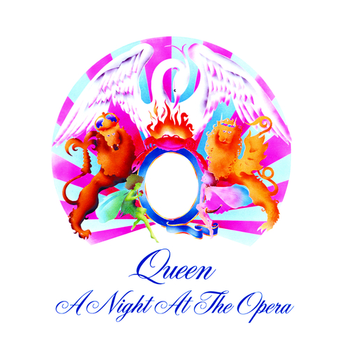 Queen - A Night At The Opera (2011 Remaster) 앨범이미지