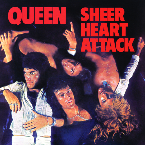 Sheer Heart Attack (Deluxe Edition 2011 Remaster) 앨범이미지
