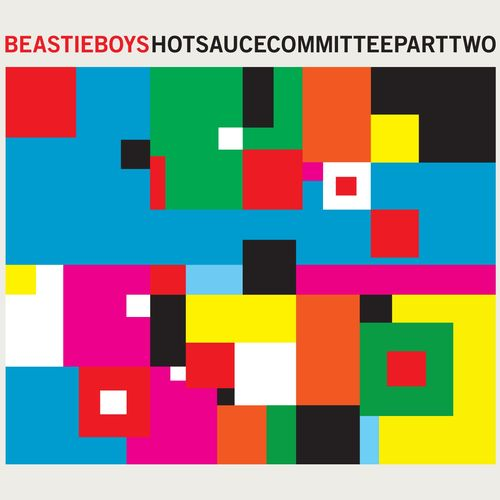 Beastie Boys - Hot Sauce Committee Part Two 앨범이미지