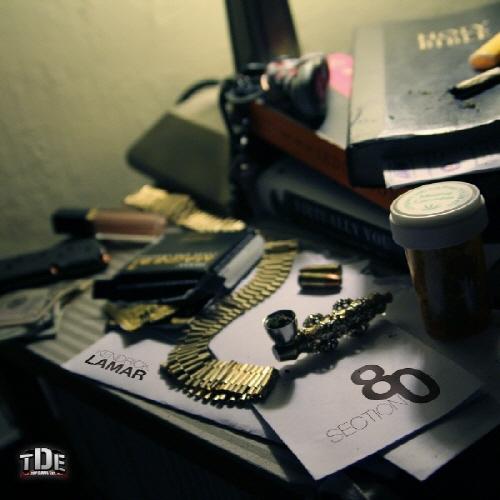 Kendrick Lamar - Section.80 앨범이미지