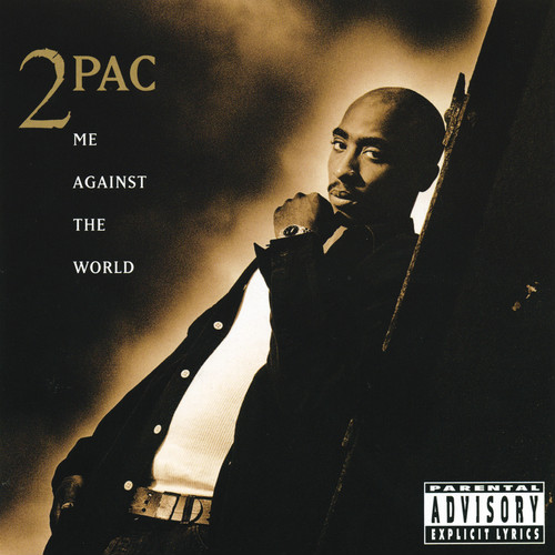2Pac - Me Against The World 앨범이미지