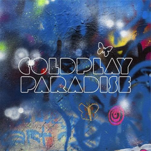 Coldplay - Paradise 앨범이미지