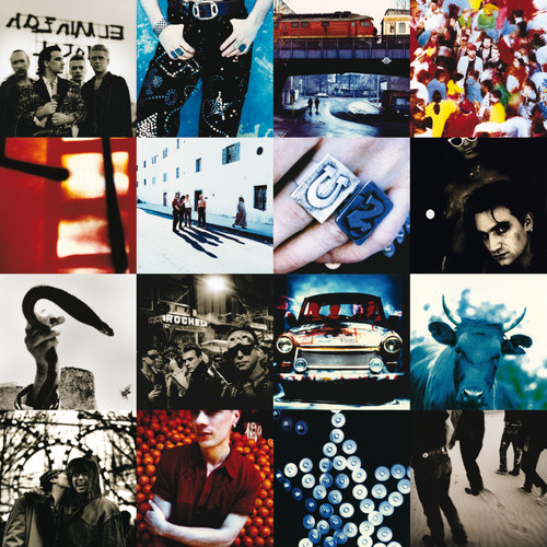 U2 - Achtung Baby (20th Anniversary Edition) 앨범이미지