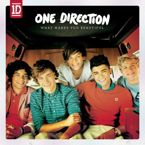 One Direction - What Makes You Beautiful 앨범이미지