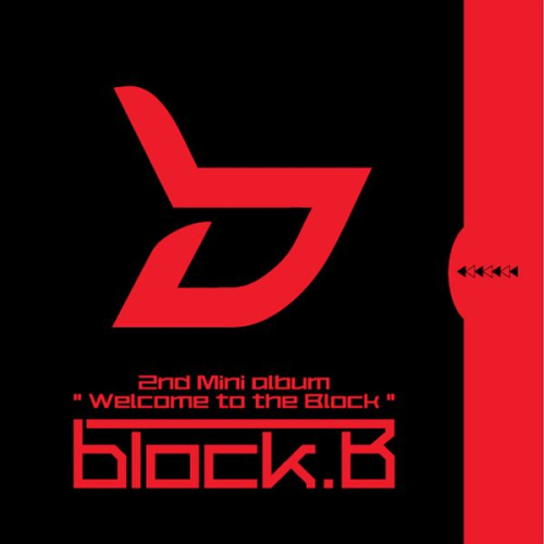 블락비 (Block B) - Welcome to the BLOCK 앨범이미지