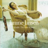 Janine Jansen - Vivaldi : The Four Seasons 앨범이미지