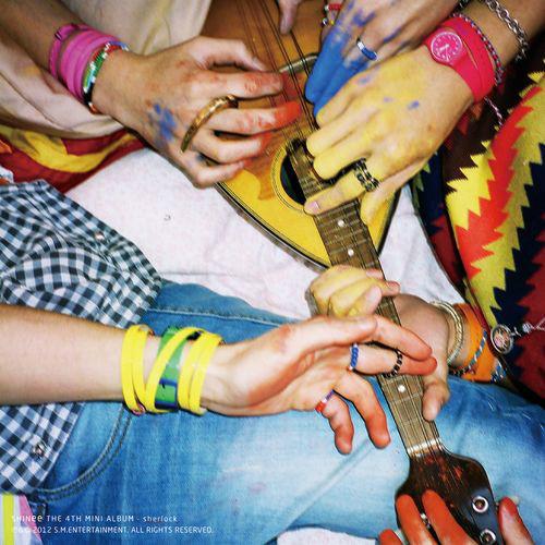 `Sherlock` SHINee The 4th Mini Album 앨범이미지