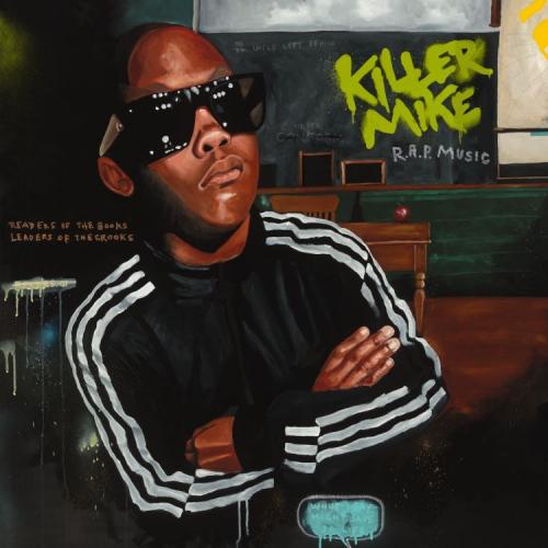 Killer Mike - R.A.P. Music 앨범이미지