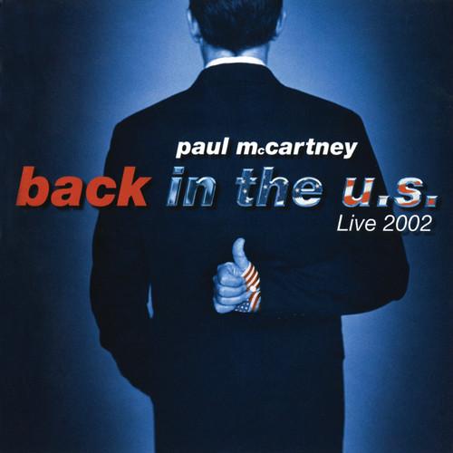 Paul McCartney - Back In The U.S. 앨범이미지