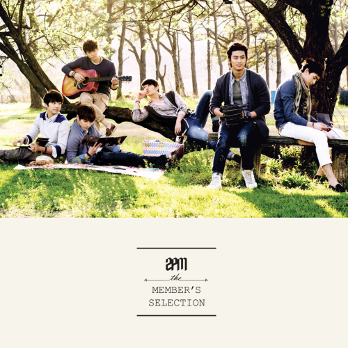 2PM - 2PM Member`s Selection 앨범이미지