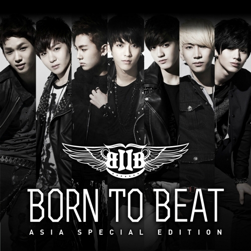 비투비 - Born TO Beat (Asia Special Edition) 앨범이미지
