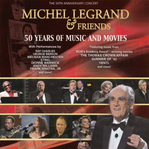 Michel Legrand - 50 Years Of Music And Movies 앨범이미지