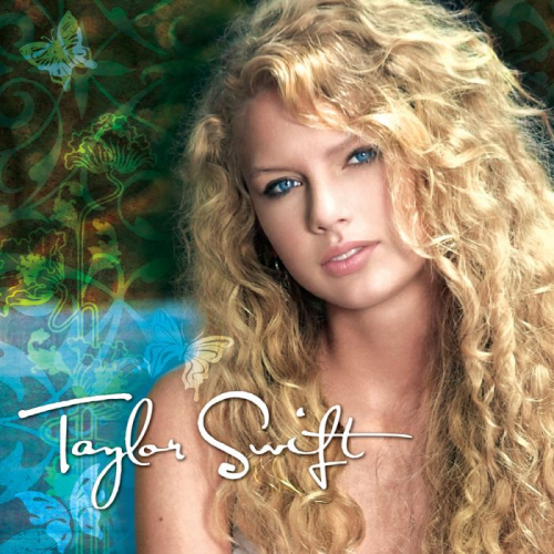 Taylor Swift 앨범이미지