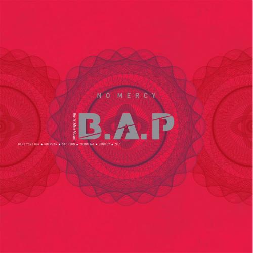 B.A.P - NO MERCY 앨범이미지