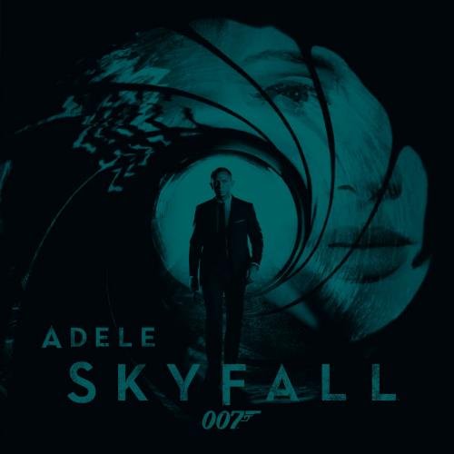 Adele - Skyfall 앨범이미지