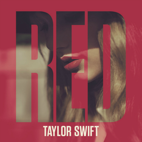 Taylor Swift - Red (Deluxe Ver.) 앨범이미지