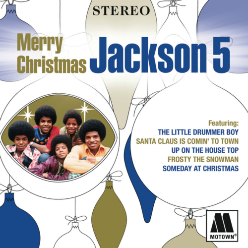 The Jackson 5 - Merry Christmas 앨범이미지