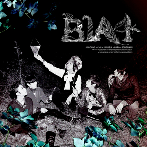 B1A4 - IN THE WIND 앨범이미지