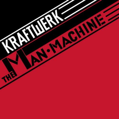 Kraftwerk - The Man Machine (Remastered) 앨범이미지