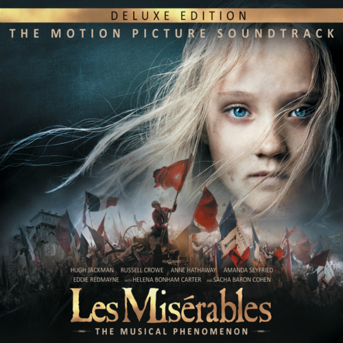 Aaron Tveit - Les Misérables: The Motion Picture Soundtrack Deluxe (Deluxe Edition) 앨범이미지