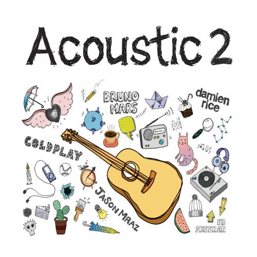 Bruno Mars - Acoustic 2 : 어쿠스틱 팝 모음집 앨범이미지
