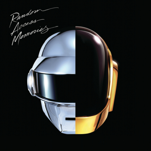 Daft Punk - Random Access Memories 앨범이미지