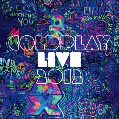 Coldplay - Live 2012 앨범이미지