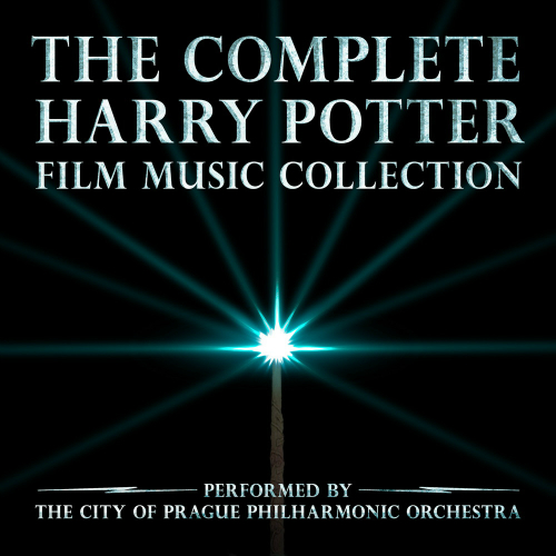 City Of Prague Philharmonic Orchestra - The Complete Harry Potter Film Music Collection (해리 포터 영화음악 모음집) 앨범이미지