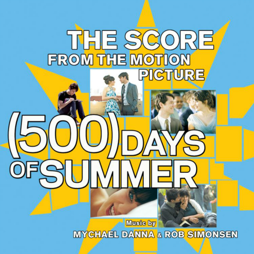 Mychael Danna - (500) Days Of Summer OST (Score) ((500)일의 썸머) 앨범이미지