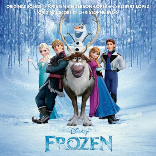 Kristen Bell - 겨울왕국 OST (33 Trks Ver.) 앨범이미지