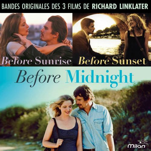 Julie Delpy - Before Sunrise, Before Sunset, Before Midnight 앨범이미지