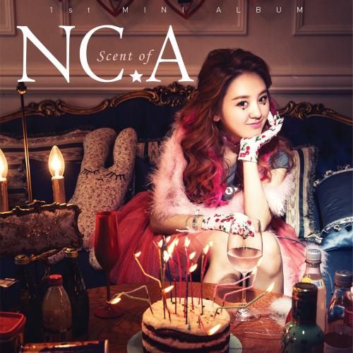 앤씨아 - Scent Of NC.A 앨범이미지