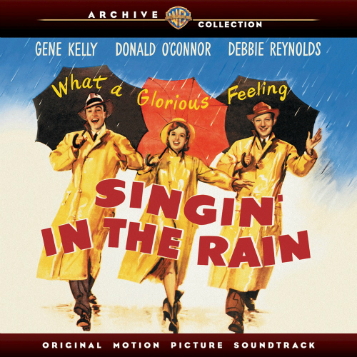 Gene Kelly - Singin` In The Rain (싱잉 인 더 레인) OST 앨범이미지