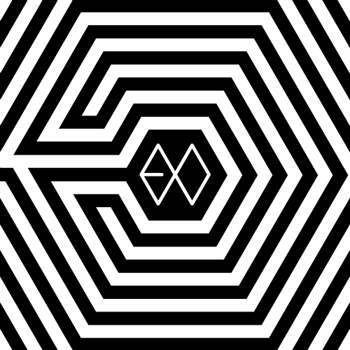 EXO-K - The 2nd Mini Album `중독 (Overdose)` 앨범이미지