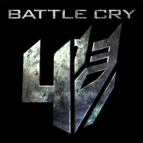 Imagine Dragons - Battle Cry (영화 트랜스포머 OST 테마곡) 앨범이미지