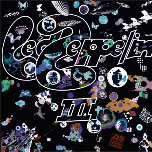 Led Zeppelin - Led Zeppelin III (Deluxe Edition) 앨범이미지