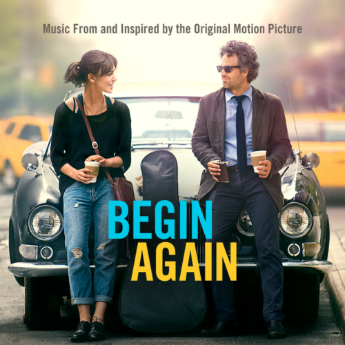 Adam Levine - Begin Again - Music From And Inspired By The Original Motion Picture 앨범이미지