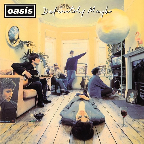 Oasis - Definitely Maybe (Remastered) (Deluxe) 앨범이미지