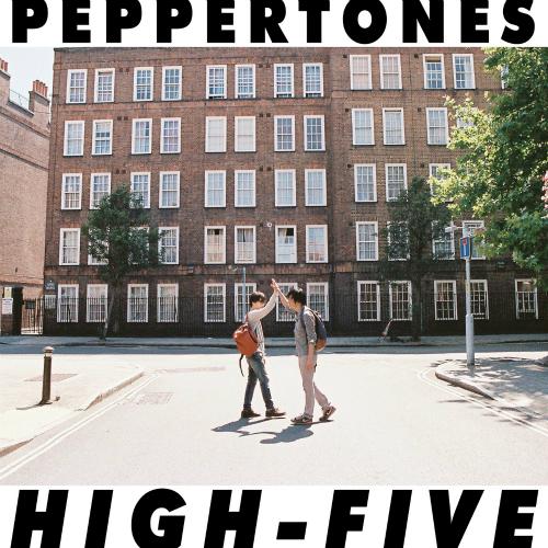 페퍼톤스 (Peppertones) - 하이파이브 (HIGH-FIVE) 앨범이미지
