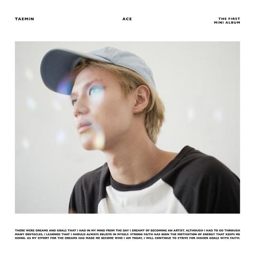 태민 (TAEMIN) - The 1st Mini Album `ACE` 앨범이미지