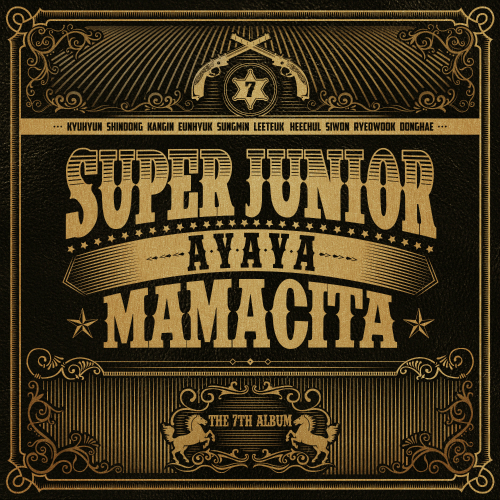 The 7th Album `MAMACITA` 앨범이미지