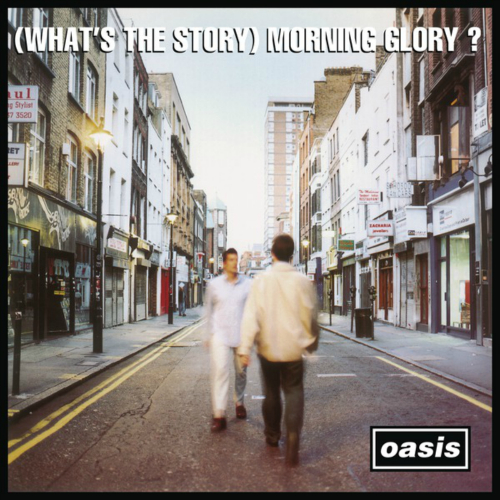 Oasis - (What`s The Story) Morning Glory? (Remastered) (Standard Ver.) 앨범이미지