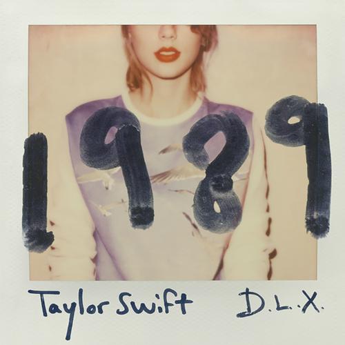 Taylor Swift - 1989 (Deluxe) 앨범이미지