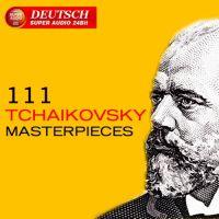 Slovak Philharmonic Orchestra - (고음질) 111 Tchaikovsky Masterpieces (러시아의 낭만 작곡가 차이코프스키 명곡집 클래식 베스트 111) 앨범이미지