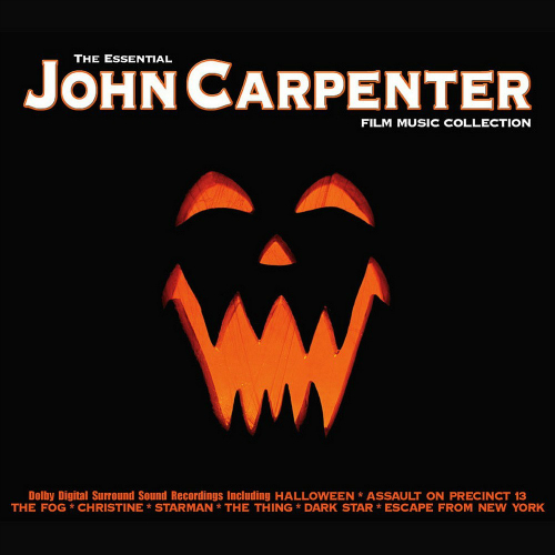 Gareth Williams - The Essential John Carpenter Film Music Collection (서스펜스와 호러 영화의 대부 존 카펜터의 영화음악 모음집) 앨범이미지