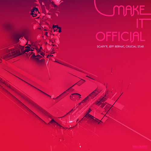 Jeff Bernat - Make It Official 앨범이미지