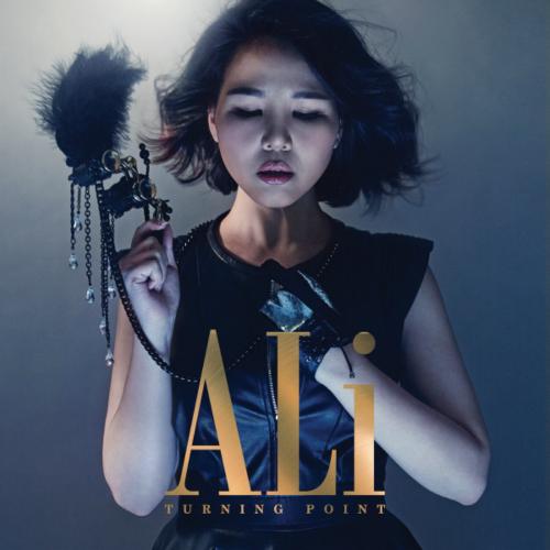 알리 (ALi) - TURNING POINT 앨범이미지