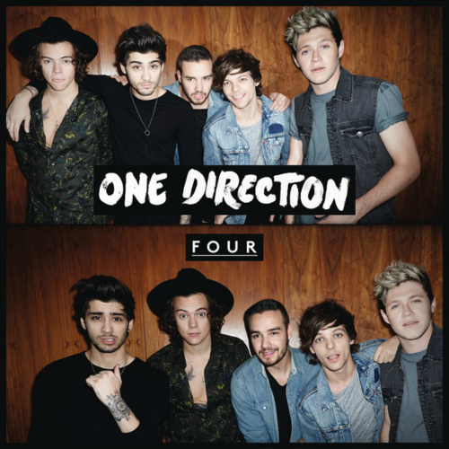 One Direction - Four 앨범이미지