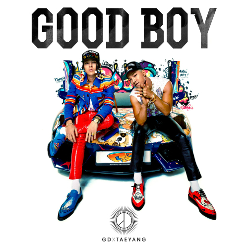 GD X TAEYANG - GOOD BOY 앨범이미지
